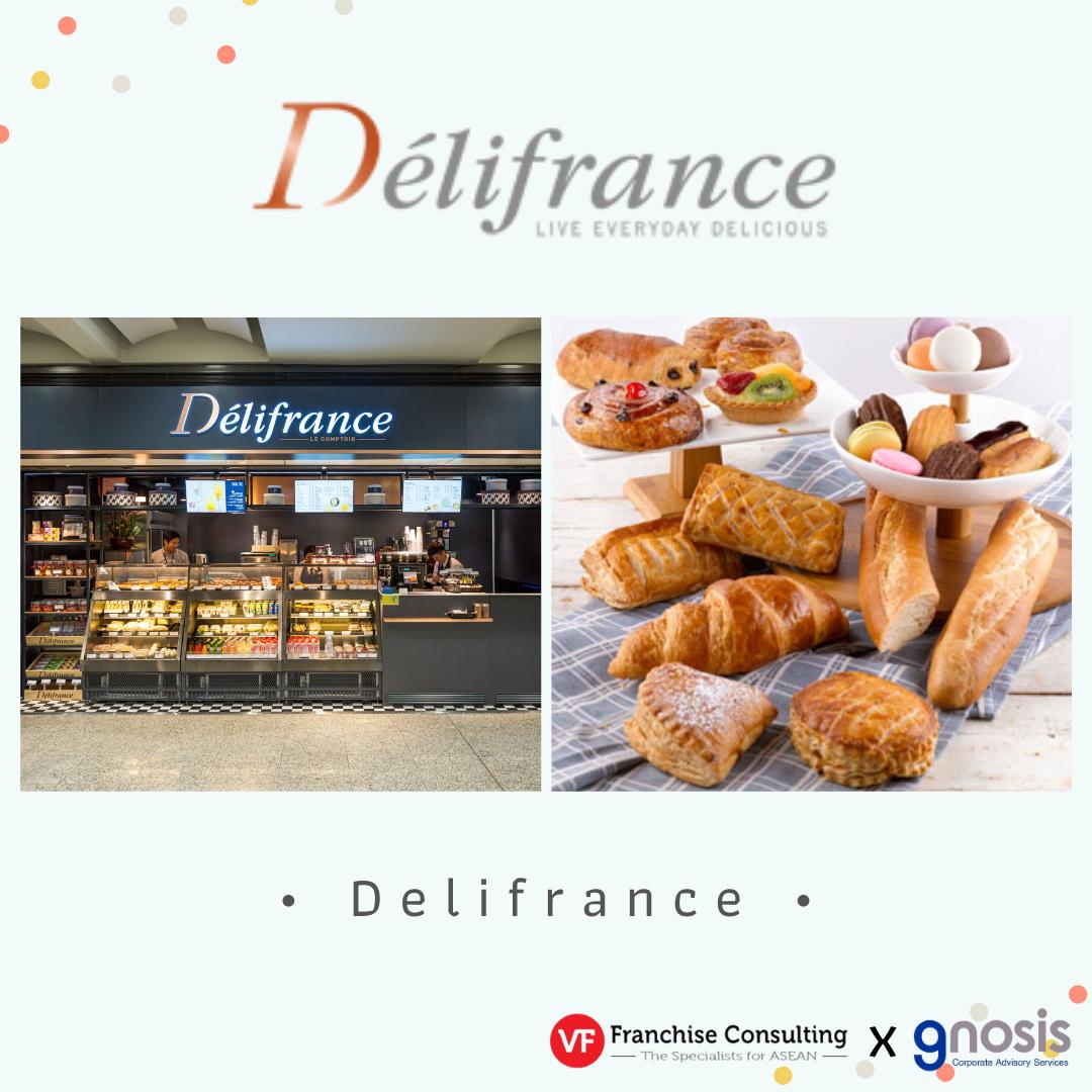 Delifrance Franchise