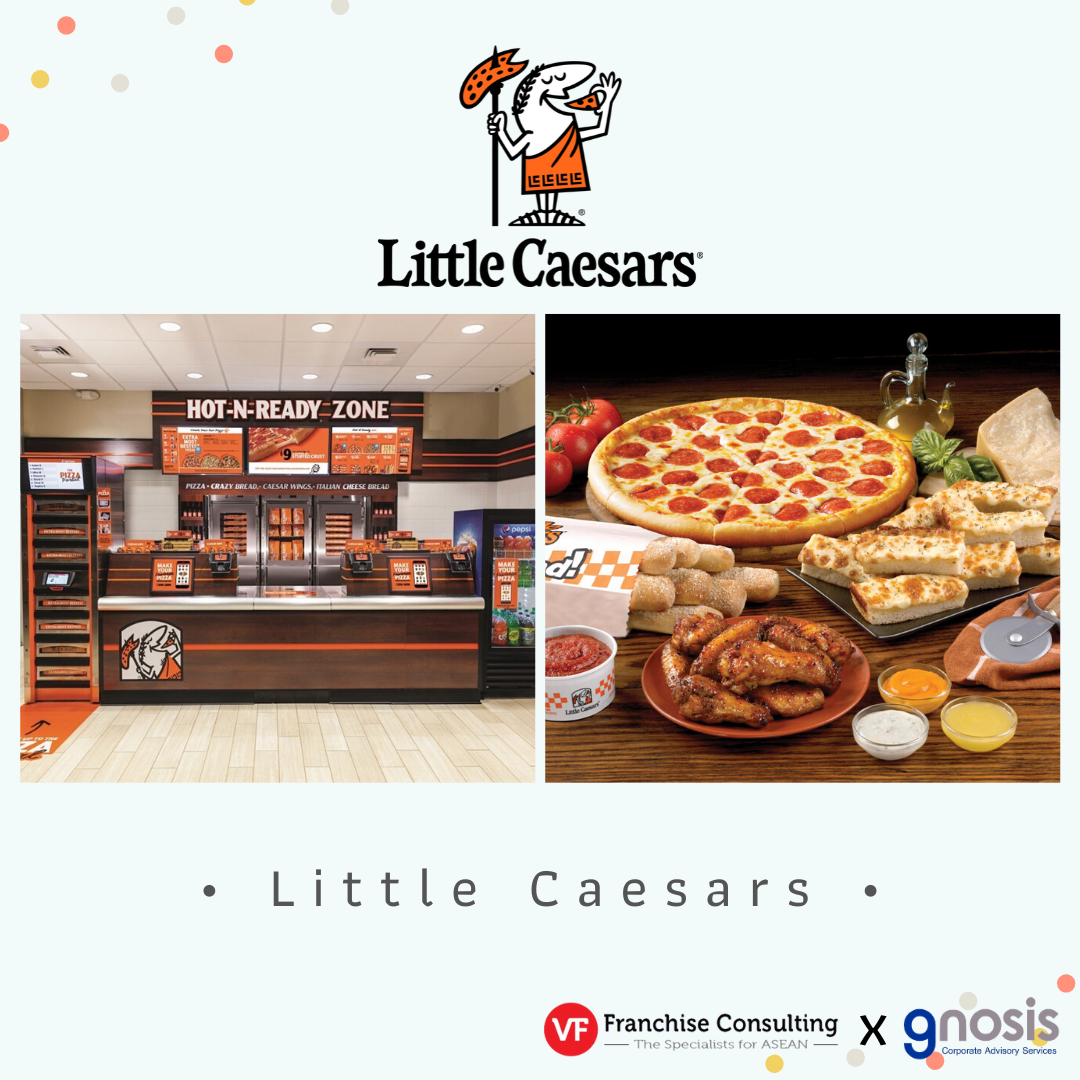 Franchise Little Caesars Pizza