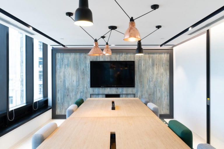 New Workplace at Regus