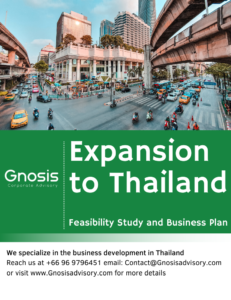 Expansion to Thailand